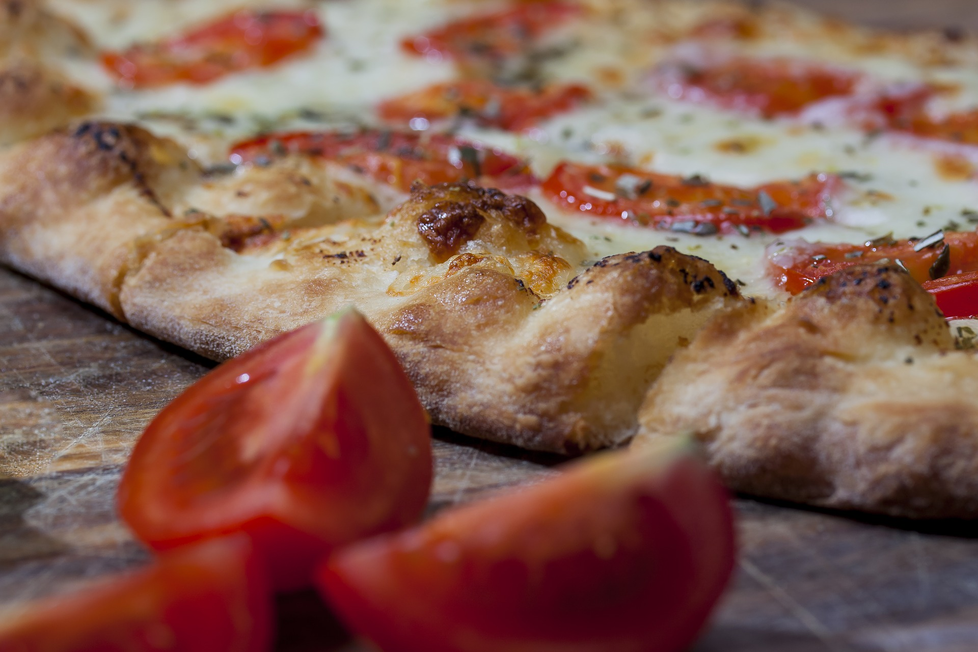 Pizzastein für den Grill