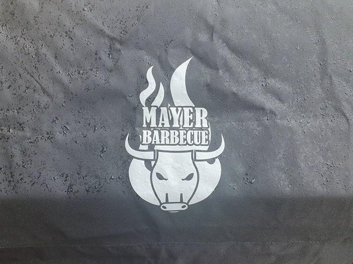 mayer barbecue logo
